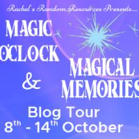 Magic O'Clock & Magical Memories by L.S. Fellows #BlogTour @rararesources @lfwrites Short Story #BookReviews