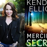 A Merciful Secret (Mercy Kilpatrick Book 3) by @KendraElliot #CrimeFiction set in Oregon #Suspense #FridayReads
