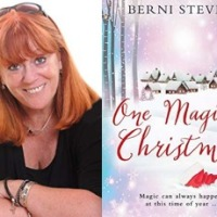 One Magical Christmas by Berni Stevens ~ A fun #Christmas Romance #BookReview @Berni_Stevens1 @ChocLituk