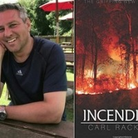 Incendiary by Carl Rackman ~ A suspenseful #thriller #BookReview @c_rackman #FridayReads