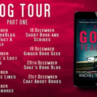 #Extract from The Good Teacher by Rachel Sargeant #CrimeFiction @RachelSargeant3 #BlogTour