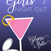 #GuestPost from Glynis Astie ~ My First Book Boyfriend ~ and her #NewRelease Girls' Night Out @GlynisAstie #TuesdayBookBlog
