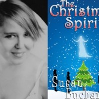 The Christmas Spirit by Susan Buchanan Contemporary #RomanticFiction  @susan_buchanan