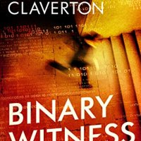 Binary Witness (Amy Lane Mysteries Book 1) by @rosieclaverton ~ Crime in Cardiff #BookReview