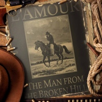 The Man From The Broken Hills by Louis L'Amour ~ Western Adventure #AudiobookReview #TuesdayBookBlog