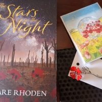 #GuestPost & Giveaway with Clare Rhoden ~ The Stars in the Night @ClareER #HistoricalFiction @rararesources