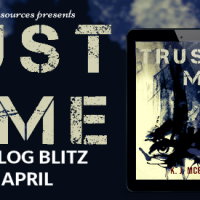 #BlogBlitz ~ Trust Me by K. J. McGillick #CrimeFiction @rararesources #Q&A