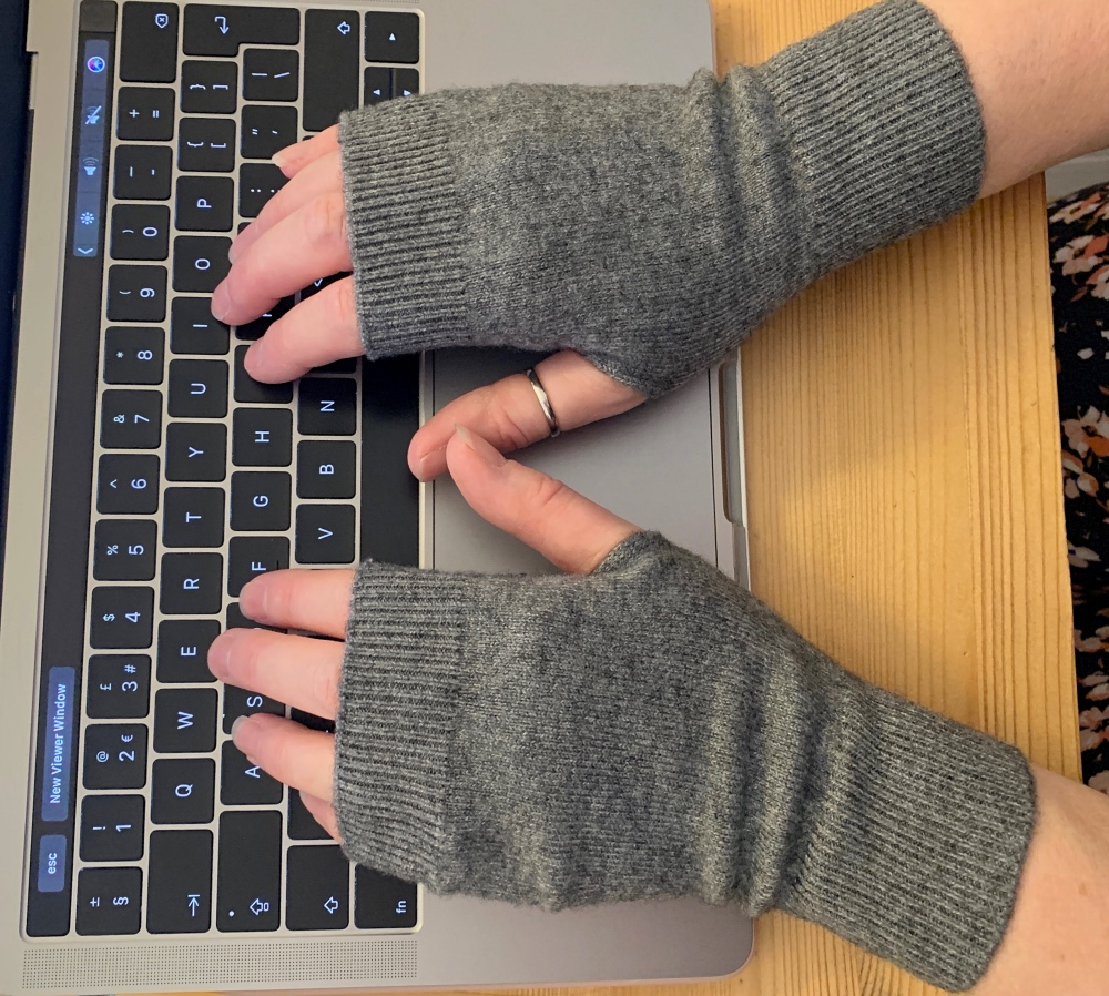 Writing Gloves ~ Product #Review ~ #LiteraryBookGifts