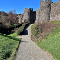 #SilentSunday ~ Conwy Castle #Photography