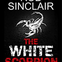 The White Scorpion (James Ryker #5) by @RSinclairAuthor ~ Political #Thriller @Bloodhoundbook #TuesdayBookBlog