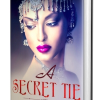 #CoverReveal & #Extract from A Secret Tie – The King and The Spy by @SummeritaRhayne #HistoricalFiction #Romance