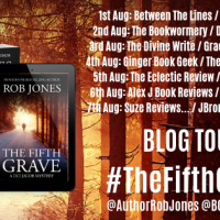 The Fifth Grave (A DCI Jacob Mystery) by Rob Jones ~ Murder/Mystery set in Wiltshire @AuthorRobJones @BOTBSPublicity