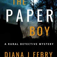 The Paperboy (DCI Peter Hatherall Mystery #6) by @DianaJFebry ~ two crimes more than 20 years apart - are they linked? #RBRT #FridayReads