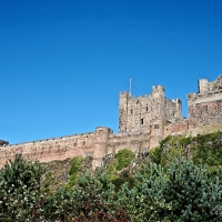 #SilentSunday ~ Bamburgh Castle #Northumbria