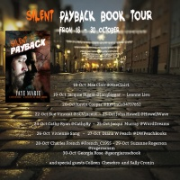 #BlogTour #Extract from Silent PayBack by Jaye Marie #SerialKiller #CrimeFiction @jaydawes2