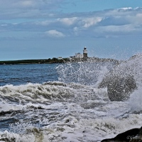 #WordlessWednesday ~ High Tide #Photography #Nature