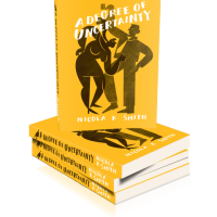#GuestPost + #Giveaway ~ A Degree of Uncertainty by @NicolaKSmith #ContemporaryFiction @rararesources