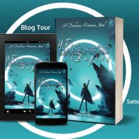 #Extract from When Darkness Begins by Tina O'Hailey #Fantasy @tohailey #BlogTour @rararesources #FridayReads