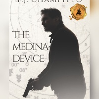 #Spotlight #Extract ~ The Medina Device by T.J. Champitto #DebutNovel @tjcauthor #Espionage #NewRelease