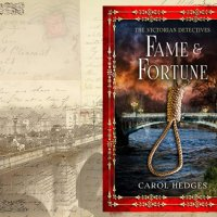 Fame & Fortune: The Victorian Detectives by @carolJhedges #BookReview for #RBRT #FridayReads