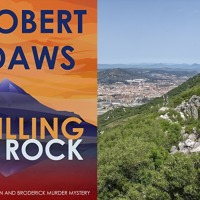 Killing Rock (A Sullivan and Broderick Murder Mystery Book 3) by @RobertDaws ~ #CrimeFiction Set in Gibraltar @HobeckBooks #TuesdayBookBlog