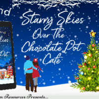 #BlogTour #BookReviews ~ Christmas on Castle Street + Starry Skies Over The Chocolate Pot Café by @JessicaRedland @rararesources #Romance #ChristmasonCastleStreet