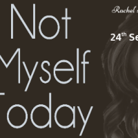 #BlogTour #GuestPost from Muriel Ellis Pritchett #author of Not Myself Today @PritchettMuriel @rararesources #Giveaway