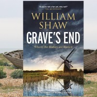 Grave's End (DS Alexandra Cupidi #3) by William Shaw @william1shaw #CrimeFiction #TuesdayBookBlog