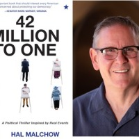 #Extract from 42 Million to One by @halmalchow #Political #Thriller Inspired by Real Events @mindbuckmedia #TuesdayBookBlog