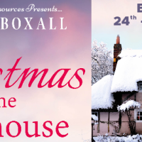 Christmas at the Farmhouse by Rebecca Boxall #BookReview #DualTimeline #FamilyDrama @rararesources