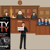 Fifty Fifty by Steve Cavanagh (Eddie Flynn book 5) #Legal #Thriller #CrimeFiction #TuesdayBookBlog