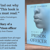 #BlogBlitz #Extract ~ Diary of a Prison Officer by @JosieChanner ~ 'friendship, finding love and fighting discrimination' @rararesources