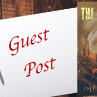 #GuestPost from Tyler Edwards #Author of #YA #Dystopian The Outlands @tedwardsccc