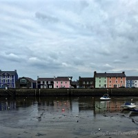 #SilentSunday ~ Colourful Houses #Photography #Aberaeron #Houses