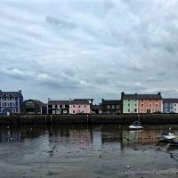 #SilentSunday ~ Colourful Houses #Photography #Aberaeron #Houses