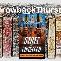 #ThrowbackThursday ~ State vs Lassiter (Jake Lassiter Series) by Paul Levine #LegalThriller