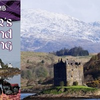 Harper's Highland Fling by Lizzie Lamb #BookReview #Romance @lizzie_lamb @rararesources #TuesdayBookBlog