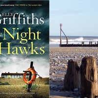 The Night Hawks: Dr Ruth Galloway Mysteries 13 by Elly Griffiths @ellygriffiths #MurderMystery #BookReview