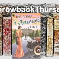 #ThrowbackThursday ~ The Curse of Arundel Hall by J. New, 1930's #HistoricalFiction