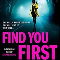 Find You First by Linwood Barclay @AudiobookReview @linwood_barclay #ContemporaryThriller #TuesdayBookBlog