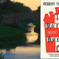 The Marlow Murder Club by Robert Thorogood @robthor Cosy #MurderMystery #FridayReads