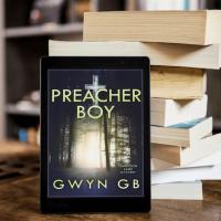 #BlogTour #BookReview ~ Preacher Boy: A Harrison Lane Mystery by @GwynGB #TuesdayBookBlog