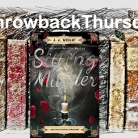 #ThrowbackThursday ~ Sitting Murder: A Lancashire Detective Mystery by A.J. Wright  #Historical #CrimeFiction