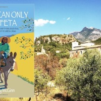 Things Can Only Get Feta: Two journalists and their crazy dog living through the Greek crisis (The Peloponnese Series Book 1) by Marjory McGinn @fatgreekodyssey #Memoir #TuesdayBookBlog