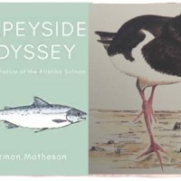 Speyside Memories + A Speyside Odyssey by Norman Matheson #NaturalHistory #Autobiographical #Art