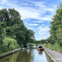 #SilentSunday ~ A Lovely Walk by the Canal #Photography