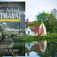 The Art of Betrayal: A Kate Hamilton Mystery by Connie Berry ~ Cosy #Murder #Mystery @conniecberry @crookedlanebks