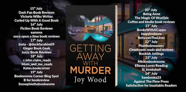 Getting Away With Murder Full Tour Banner