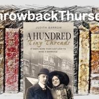 #ThrowbackThursday ~ A Hundred Tiny Threads by Judith Barrow #HistoricalFiction
