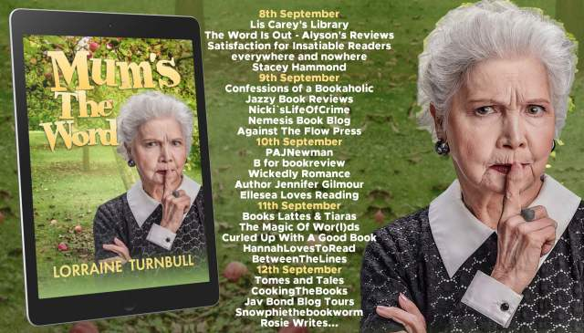 Mums The Word Full Tour Banner